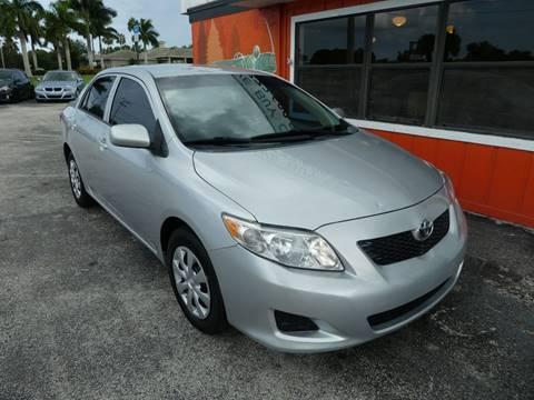 2010 Toyota Corolla for sale in Stuart, FL