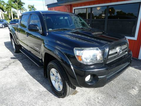 2010 Toyota Tacoma for sale in Stuart, FL