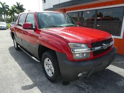 2006 Chevrolet Avalanche for sale in Stuart, FL