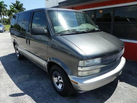 2001 Chevrolet Astro for sale in Stuart, FL