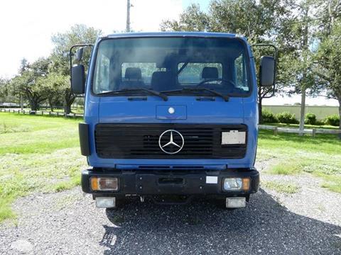 2001 Mercedes-Benz 1622L S/A