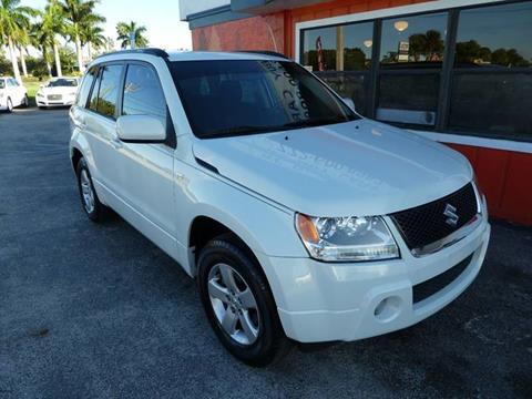 2006 Suzuki Grand Vitara for sale in Stuart, FL
