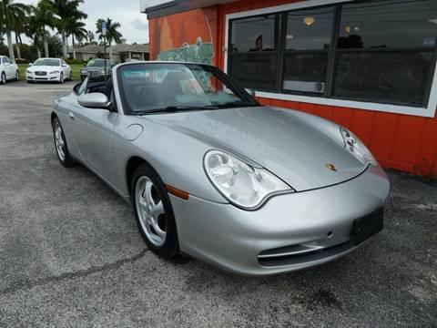 2003 Porsche 911 Carrera 4 for sale at Victory Auto Group LLC in Stuart FL