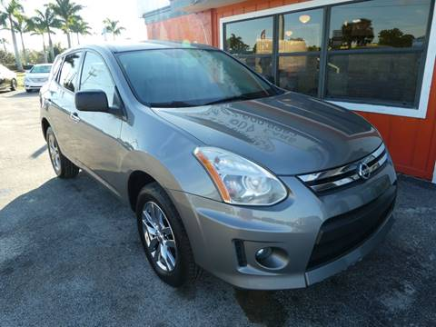 2010 Nissan Rogue S Krom for sale at Victory Auto Group LLC in Stuart FL