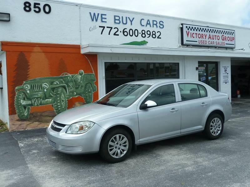 2009 Chevrolet Cobalt for sale at Victory Auto Group LLC in Stuart FL