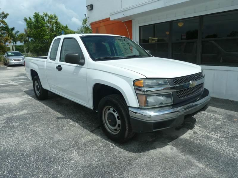2005 Chevrolet Colorado for sale at Victory Auto Group LLC in Stuart FL