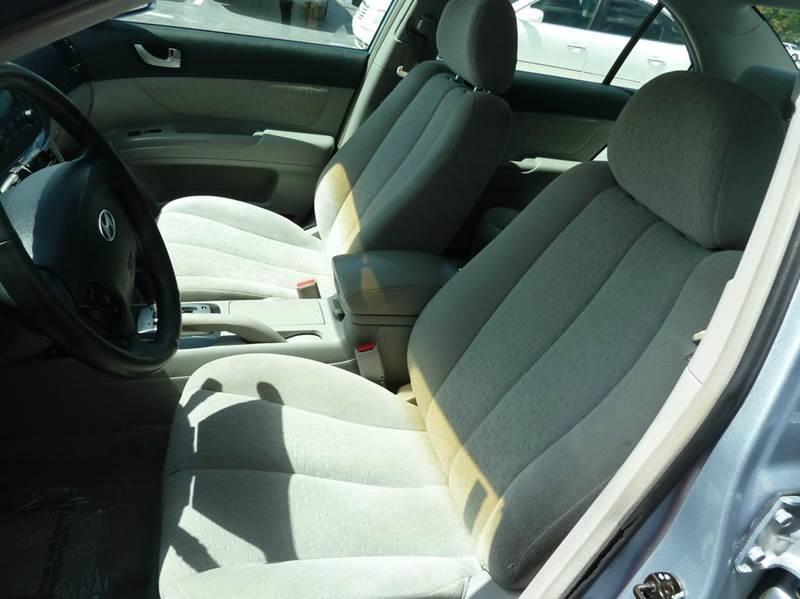 2007 Hyundai Sonata for sale at Victory Auto Group LLC in Stuart FL