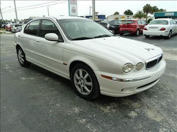2004 Jaguar X-Type for sale at Victory Auto Group LLC in Stuart FL