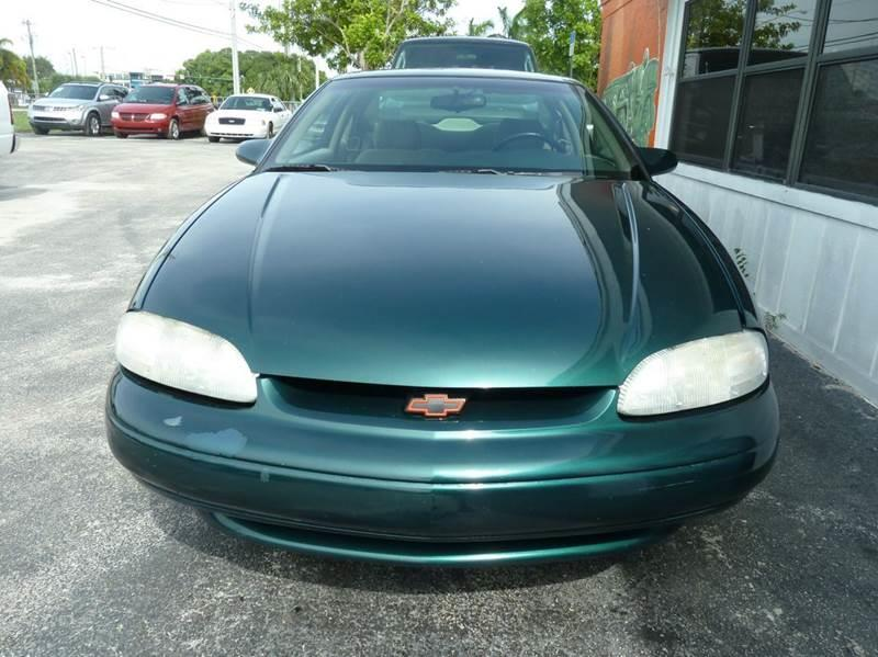 1997 Chevrolet Monte Carlo for sale at Victory Auto Group LLC in Stuart FL