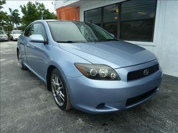 2008 Scion tC for sale at Victory Auto Group LLC in Stuart FL