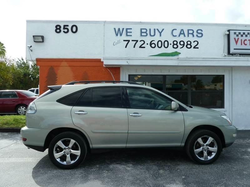 2006 Lexus RX 330 for sale at Victory Auto Group LLC in Stuart FL
