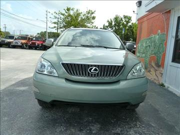 2006 Lexus RX 330 for sale at Victory Auto Group LLC in Stuart FL