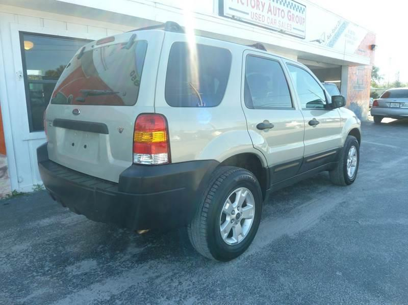2005 Ford Escape for sale at Victory Auto Group LLC in Stuart FL