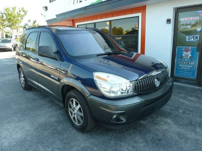 2003 buick rendezvous cx in stuart fl victory auto group llc. Black Bedroom Furniture Sets. Home Design Ideas