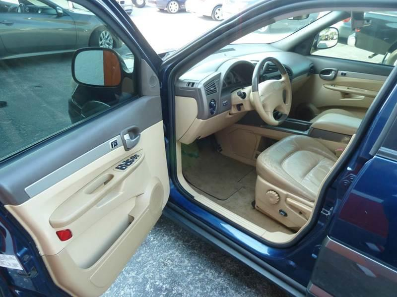 2003 Buick Rendezvous for sale at Victory Auto Group LLC in Stuart FL