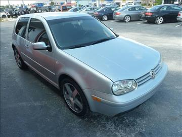 2003 Volkswagen GTI for sale at Victory Auto Group LLC in Stuart FL