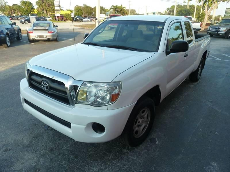 2005 Toyota Tacoma for sale at Victory Auto Group LLC in Stuart FL