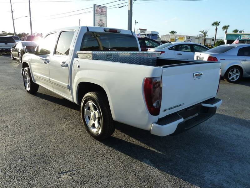 2009 Chevrolet Colorado for sale at Victory Auto Group LLC in Stuart FL