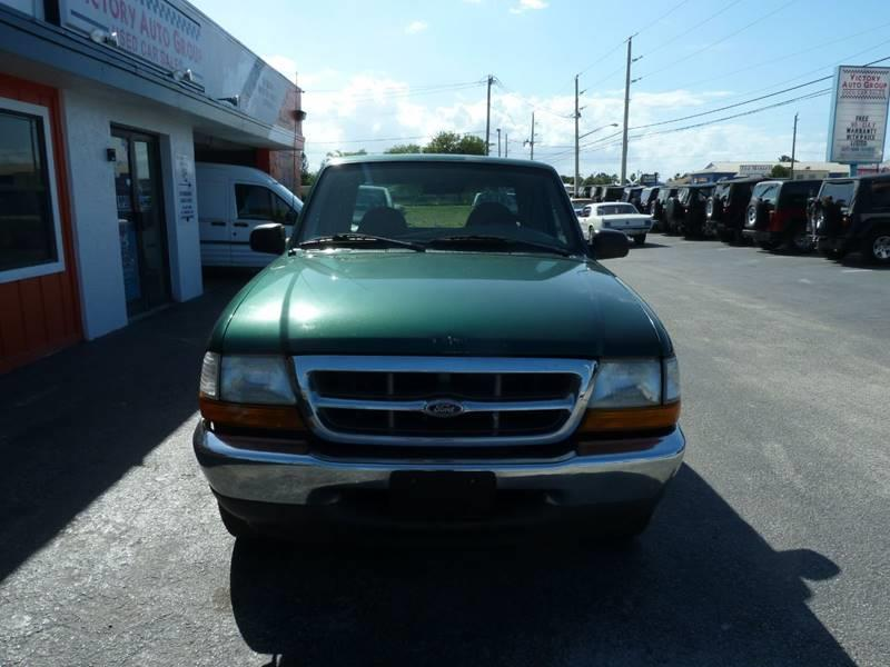2000 Ford Ranger for sale at Victory Auto Group LLC in Stuart FL