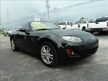 2011 Mazda MX-5 Miata for sale at Victory Auto Group LLC in Stuart FL