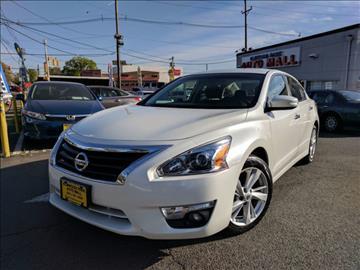 2014 Nissan Altima for sale in Elmwood Park, NJ