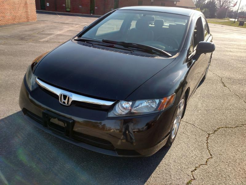 2008 Honda Civic LX 4dr Sedan 5A - Hickory NC