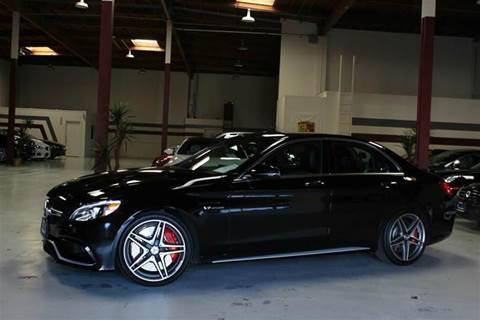 2016 Mercedes-Benz C-Class for sale in San Mateo, CA