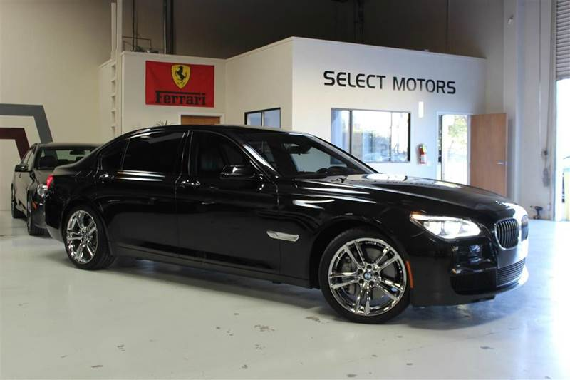 2014 BMW 7 Series 760Li 4dr Sedan - San Mateo CA