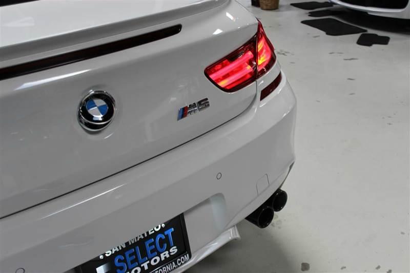 2014 BMW M6 Base 2dr Coupe - San Mateo CA