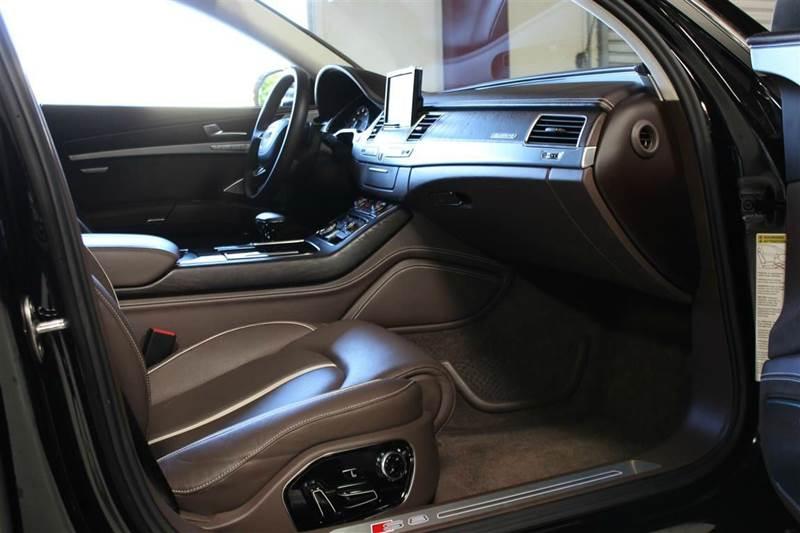 2014 Audi S8 4.0T quattro AWD 4dr Sedan - San Mateo CA