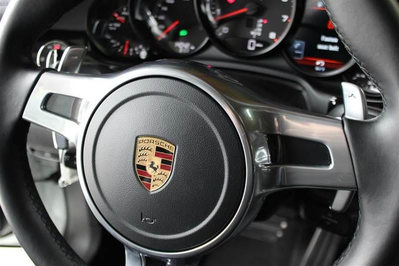 2016 Porsche Panamera Edition 4dr Sedan - San Mateo CA