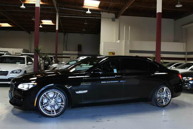 2015 BMW 7 Series 750Li 4dr Sedan - San Mateo CA