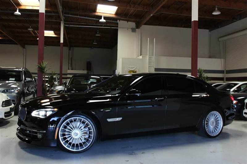 2015 BMW 7 Series ALPINA B7 LWB 4dr Sedan - San Mateo CA