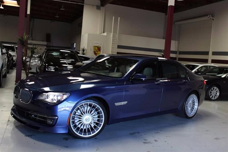 2013 BMW 7 Series AWD ALPINA B7 SWB xDrive 4dr Sedan - San Mateo CA
