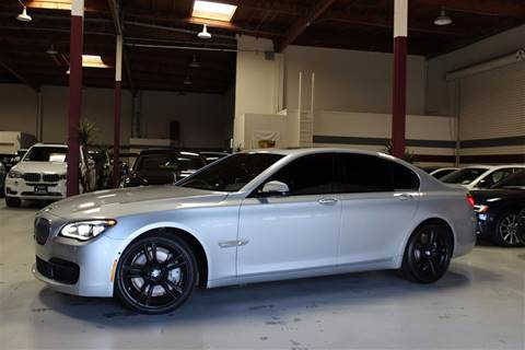 2015 BMW 7 Series for sale in San Mateo, CA
