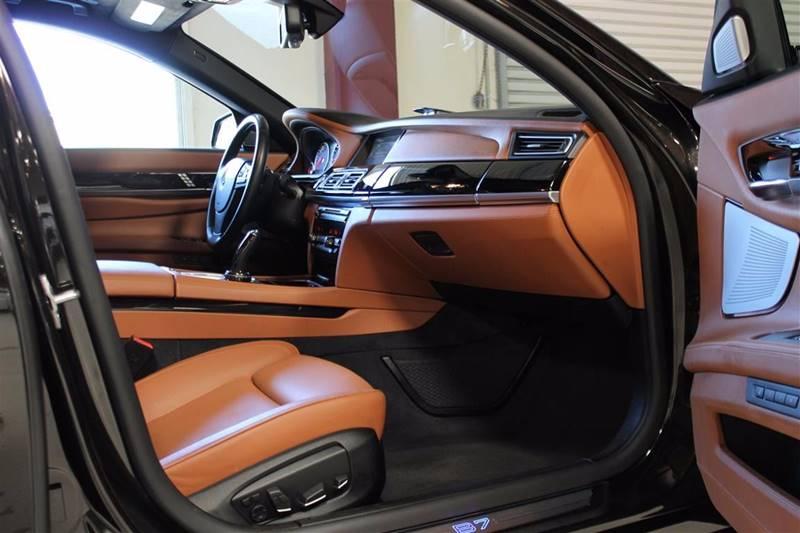 2014 BMW 7 Series ALPINA B7 LWB 4dr Sedan - San Mateo CA