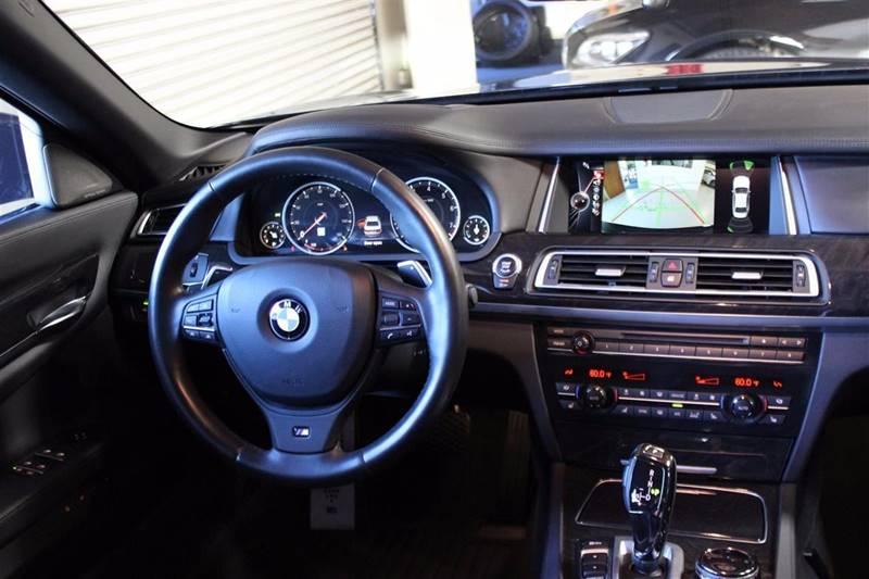 2015 BMW 7 Series 750i 4dr Sedan - San Mateo CA
