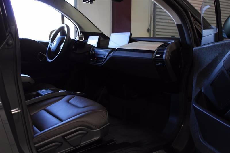 2014 BMW i3 4dr Hatchback w/ Range Extender - San Mateo CA