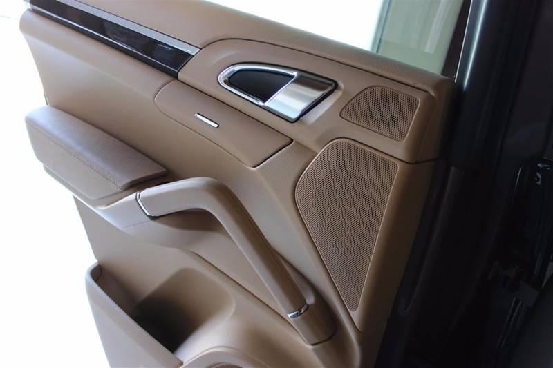 2014 Porsche Cayenne AWD 4dr SUV - San Mateo CA