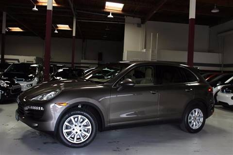 2014 Porsche Cayenne for sale in San Mateo, CA