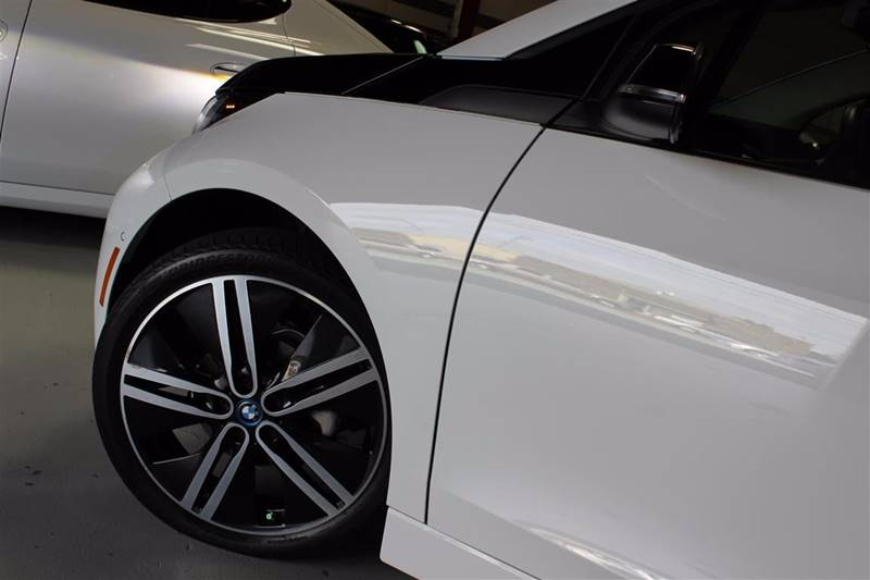 2015 BMW i3 4dr Hatchback w/ Range Extender - San Mateo CA