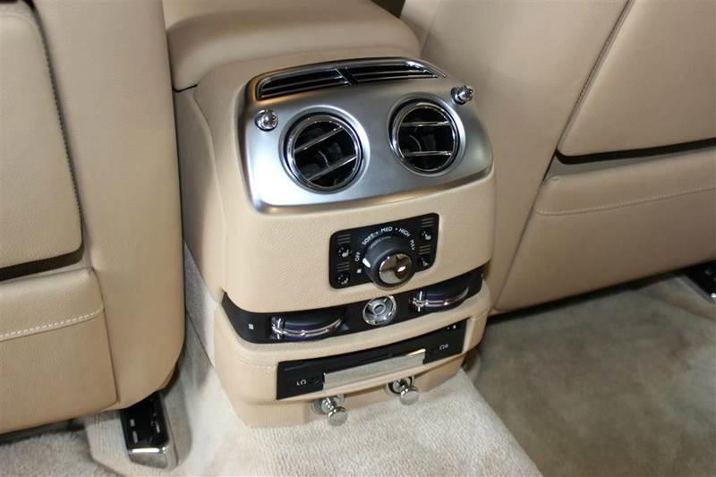 2014 Rolls-Royce Ghost Base 4dr Sedan - San Mateo CA