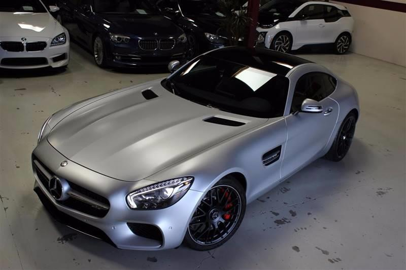 2016 Mercedes-Benz AMG GT S 2dr Coupe - San Mateo CA