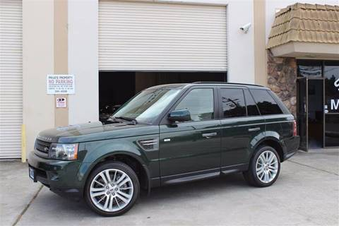 2011 Land Rover Range Rover Sport for sale in San Mateo, CA