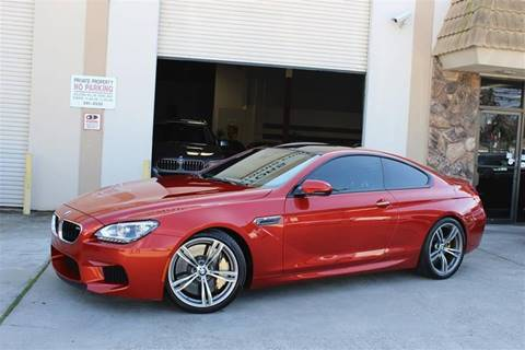 2014 BMW M6 for sale in San Mateo, CA