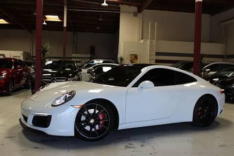 2017 Porsche 911 for sale in San Mateo, CA