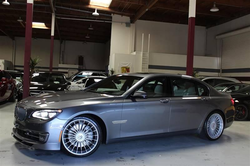 Bmw Series ALPINA B LWB Dr Sedan In San Mateo CA SELECT - Alpina motors