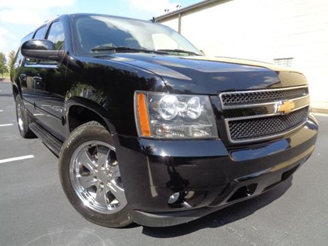 2014 Chevrolet Suburban for sale in Alpharetta, GA