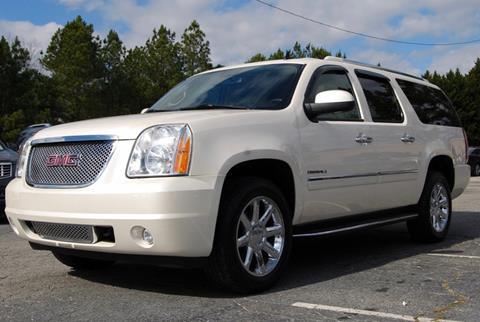 2014 GMC Yukon XL for sale in Alpharetta, GA