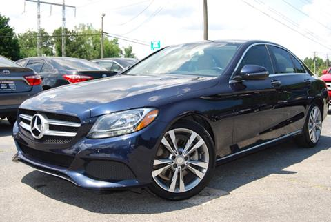 2016 Mercedes-Benz C-Class for sale in Alpharetta, GA
